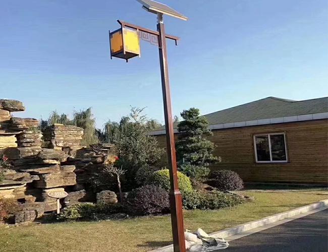 中式仿古庭院灯