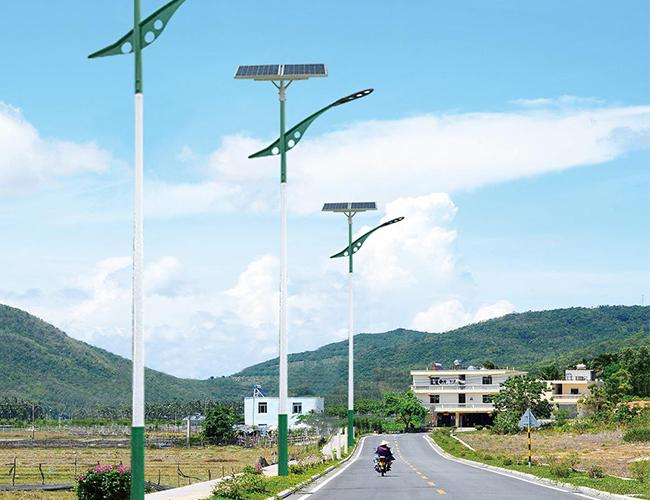 太阳能公路照明灯