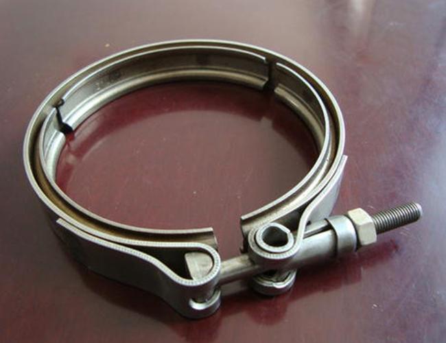 不锈钢沟槽喉箍