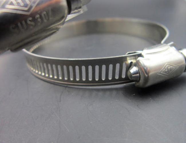 不锈钢美式喉箍