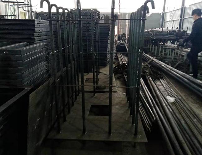 福州钢结构预埋件