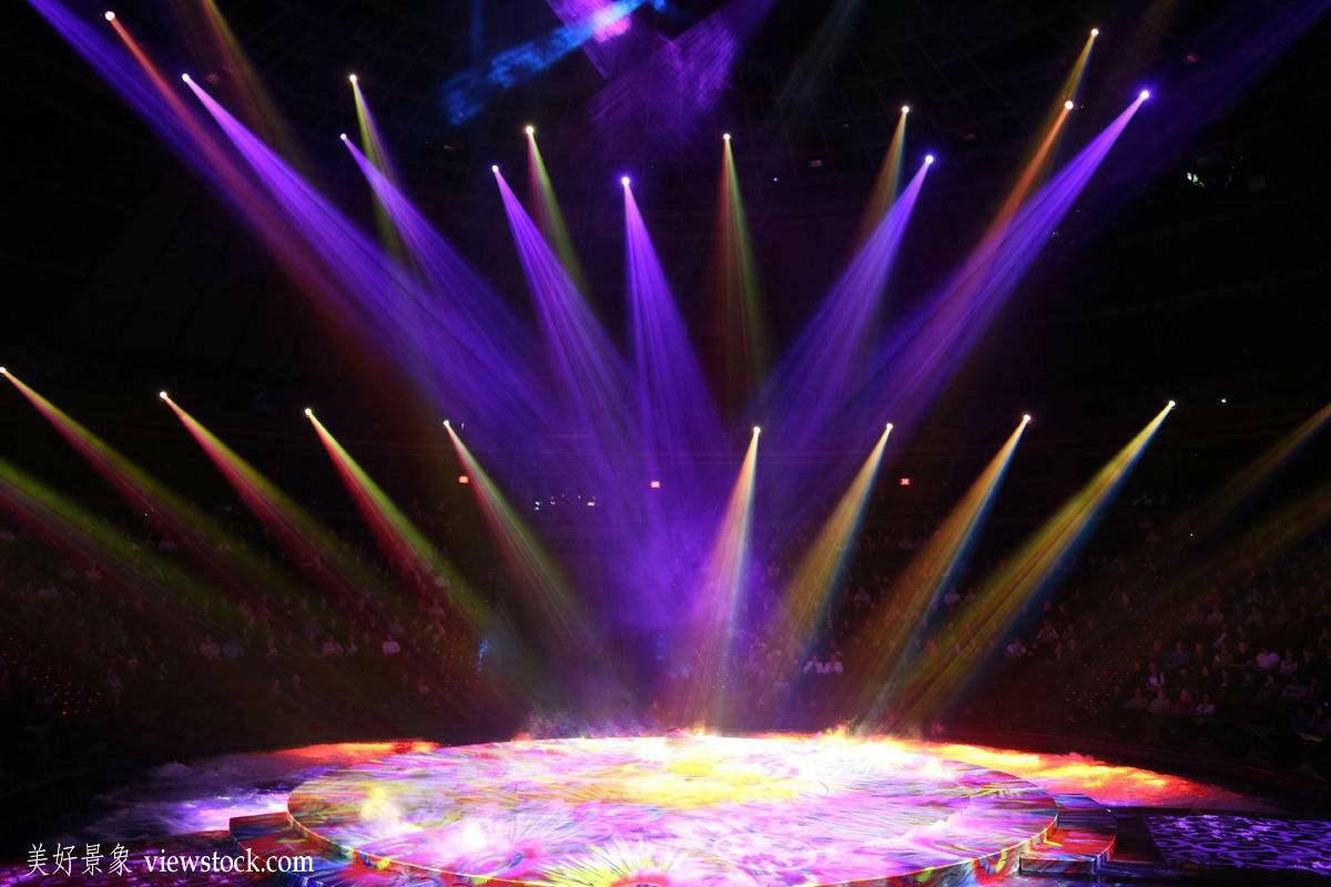 户外舞台灯光搭建设计都有哪些要求?