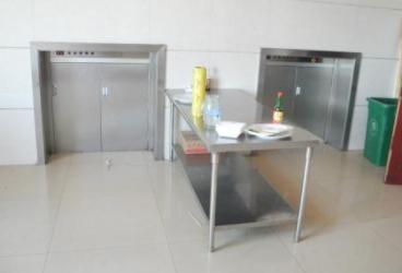 杂物电梯安装
