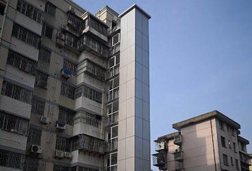 旧楼电梯改造