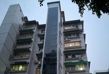 旧楼电梯加装