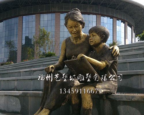 雕塑安装质量非常重视人物雕塑特性