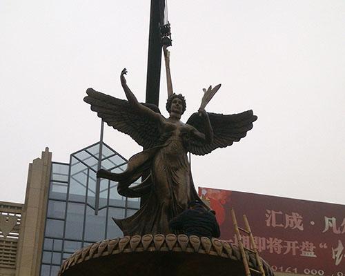 如何选择三明城市雕塑定制的厂家
