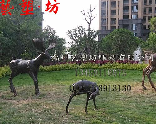 福州恒宇國際花園雕塑