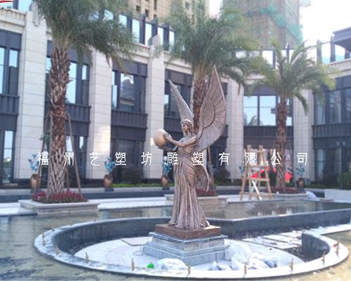 福晟地產雕塑