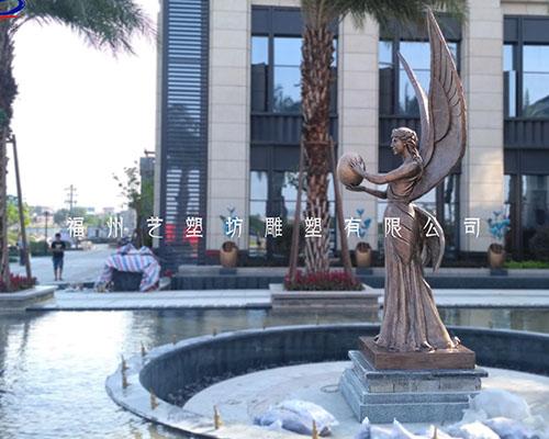 福州地产雕塑