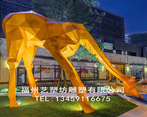 福州小区卡通雕塑