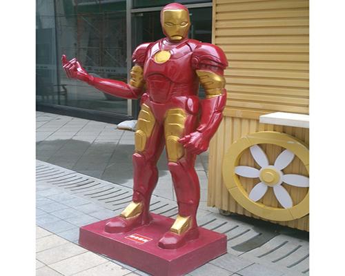 卡通玻璃钢雕塑