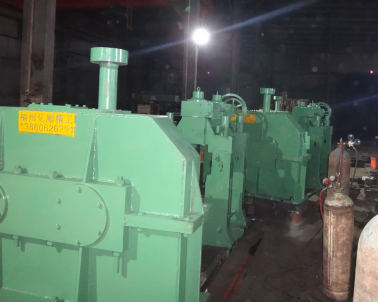 Rolling mill set