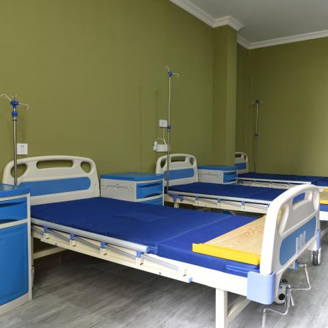 养老院医护房