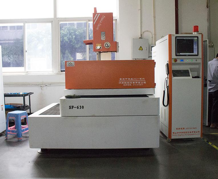 SF-630 伺服数控中走丝线切割机床