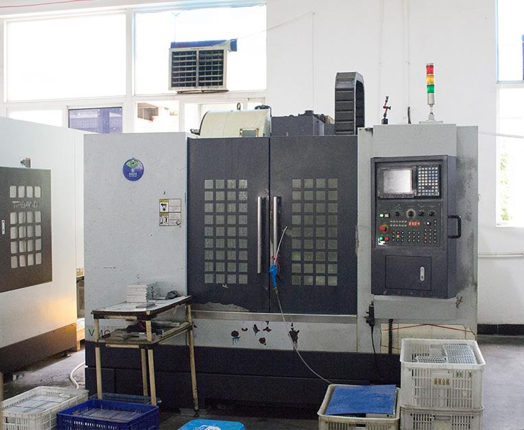 数控机床CNC加工中心