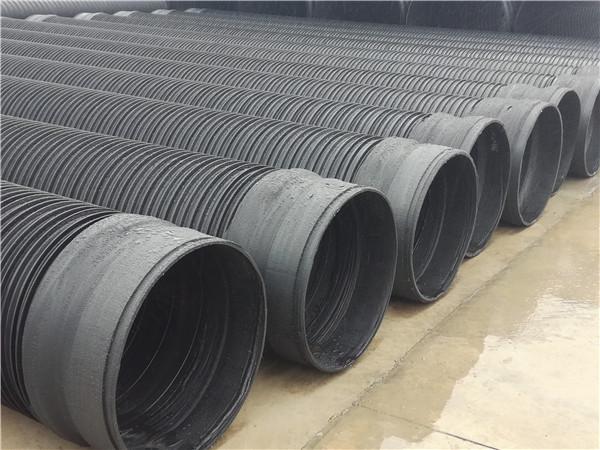 HDPE塑钢排水管