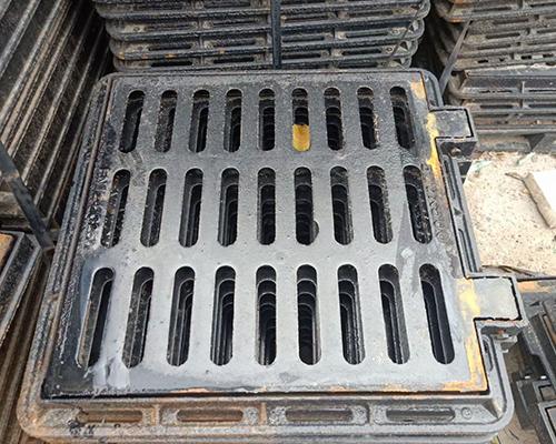 球墨铸铁排水沟盖板