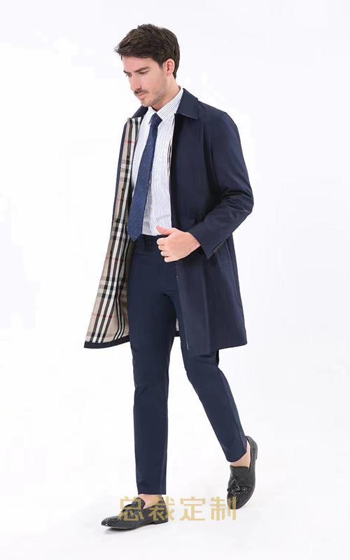 男士风衣2