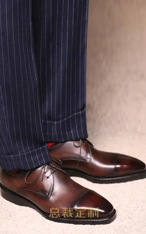 皮鞋定制01