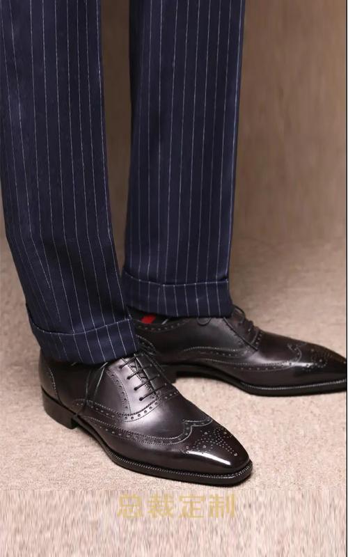 皮鞋定制02