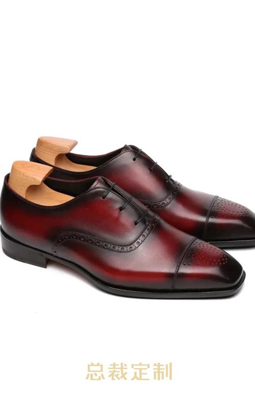 皮鞋定制06
