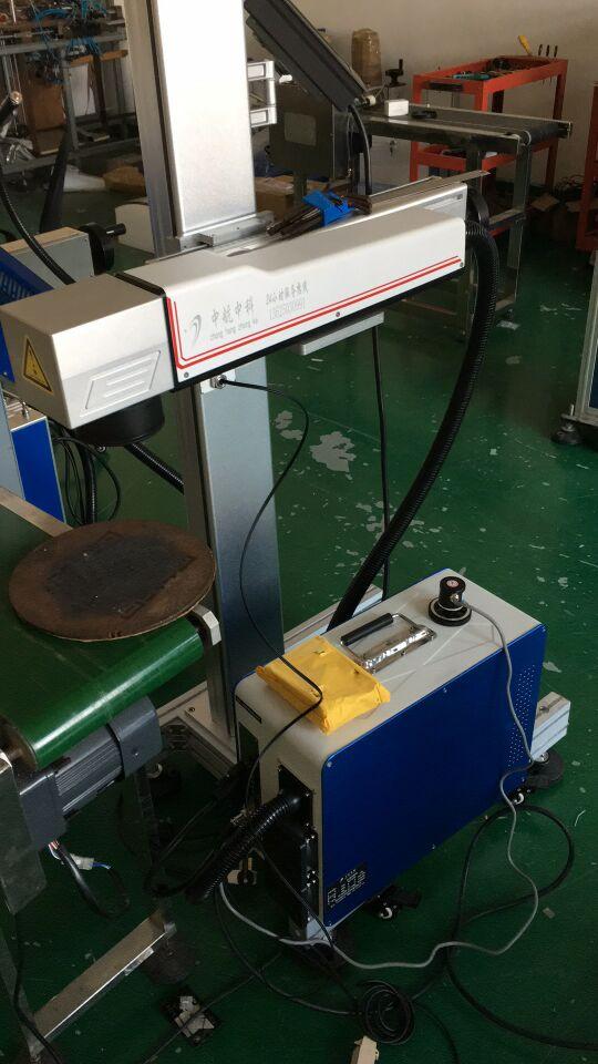 福建激光噴碼機