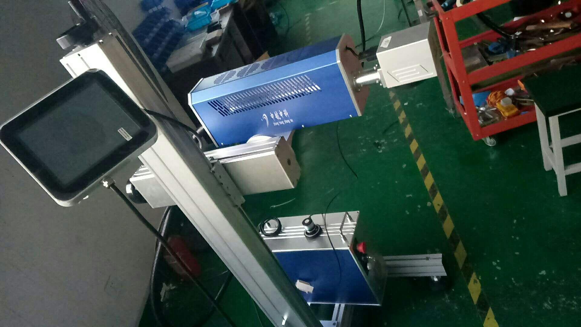 二氧化碳激光噴碼機