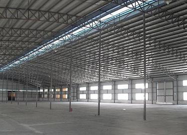 漳州钢结构厂房的防锈处理要注意些什么?
