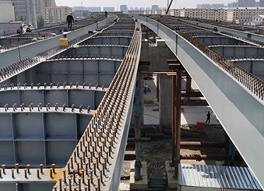 钢结构大桥