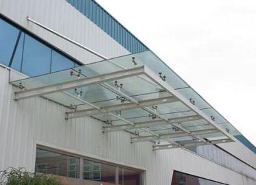 钢结构 遮雨棚