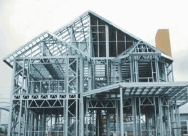钢构别墅房