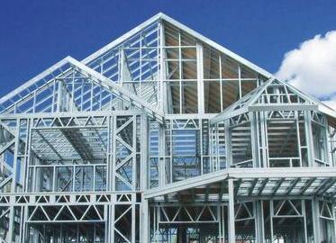 钢结构别墅房