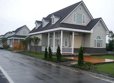 钢构小别墅