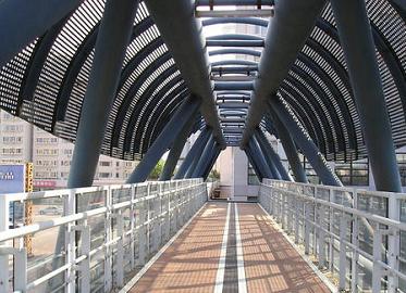 钢结构围栏
