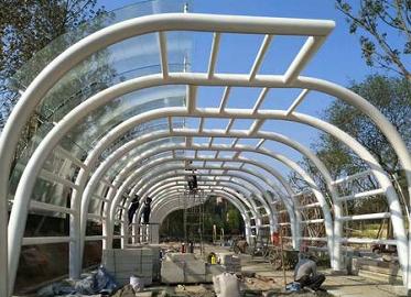 尤溪钢结构平台的组成和分类介绍