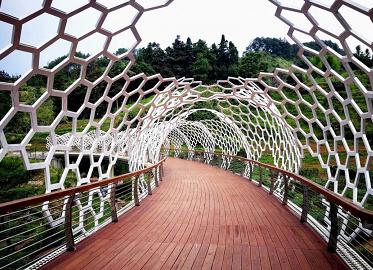 钢结构景观