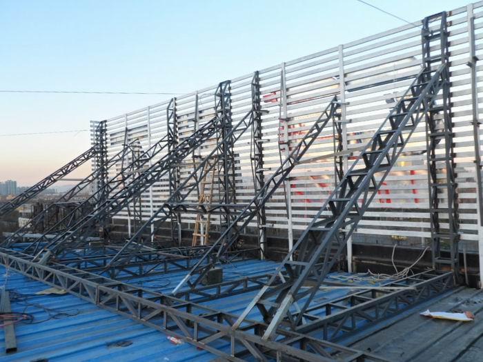 钢结构安装说明