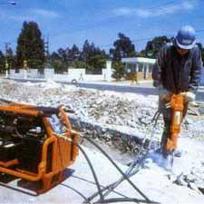 静力拆除之混凝土切割施工工艺