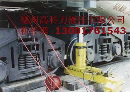 筒型混铁车复轨设备生产厂家德州高科力液压有限公司