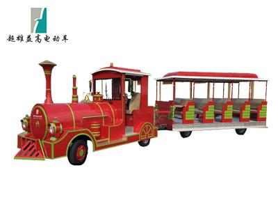 22座电动观光小火车