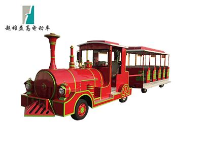 22座燃油观光小火车
