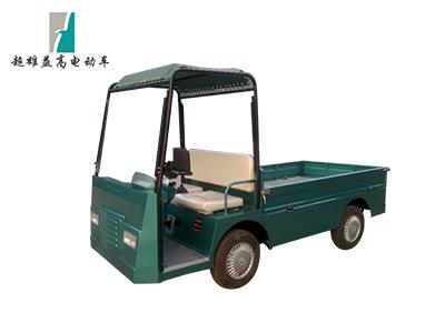2座电动货车加软顶蓬EG6021H/0.8吨