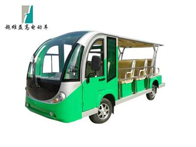 14座新瑞观光车EG6158K(封闭驾驶室)
