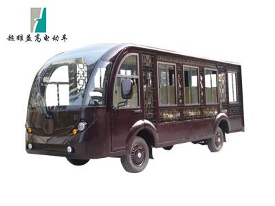 14座新瑞仿古观光车EG6158K