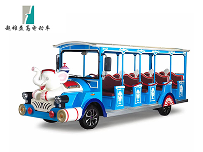 14-18座燃油火车型观光车
