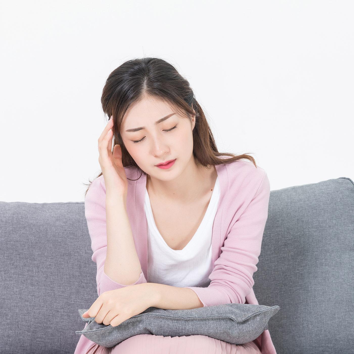女人經期出現淋漓不盡是什么原因導致?如何調理?