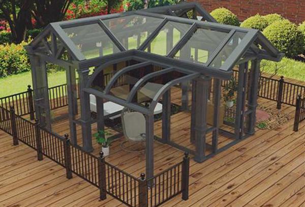 桂林玻璃阳光房设计方案