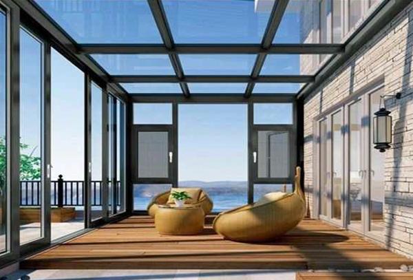 桂林玻璃阳光房安装注意要点