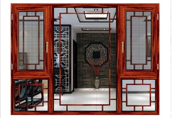 桂林别墅门窗设计中最重要的是断桥铝门窗如何通风